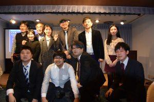 23-入社式記念写真①